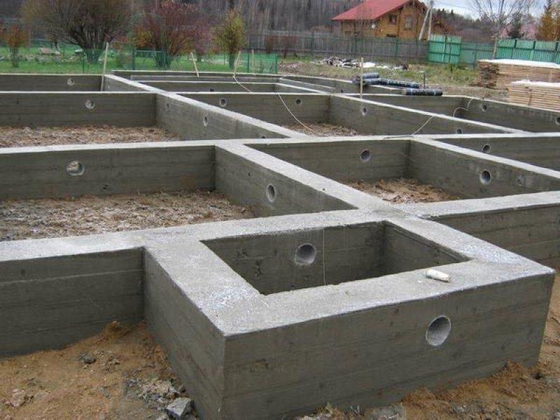 Коммуникации фундаменте гидроизоляция бетонное покрытие под наливные антистатические полы